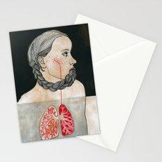 ikizler (twins) Stationery Cards