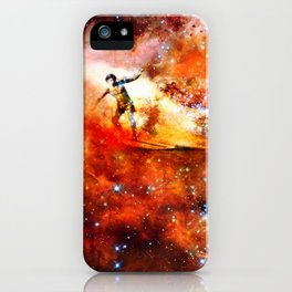 George and Gary Gacrux iPhone Case