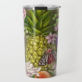Glam Tropical Travel Mug