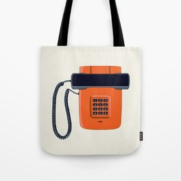 Telephone Eta80 - Iskra Tote Bag