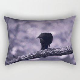 The Grackle Rectangular Pillow