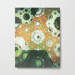 Mosaic 1.0 Metal Print