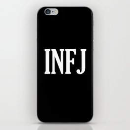 INFJ iPhone Skin