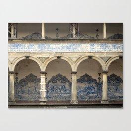 São Francisco Convent - Salvador, Brazil Canvas Print