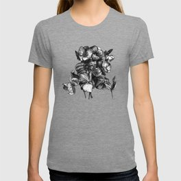 Watercolor Flower Bouquet - Katrina Niswander T-shirt
