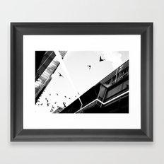 Transitions #6 Framed Art Print