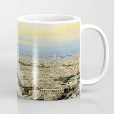 Above Paris Mug