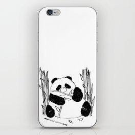 Fat Panda iPhone Skin