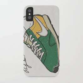 Steve Prefontaine Bleed Quote - Nike iPhone Case