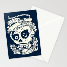 Necro Nautical Nonsense  Stationery Cards