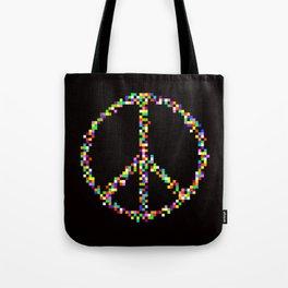 A Peace of Retro Tote Bag