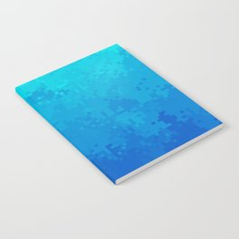 Pixel Wash Notebook
