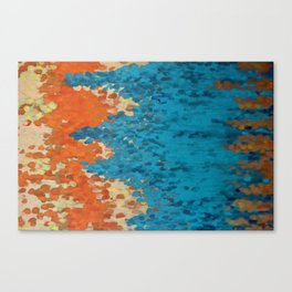 Element Canvas Print
