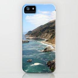 Big Sur Coastline iPhone Case