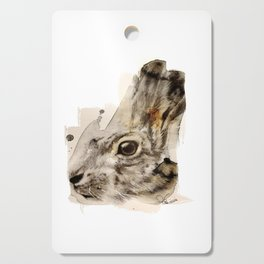 Hare Cutting Board