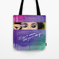 SUNBLIND Tote Bag