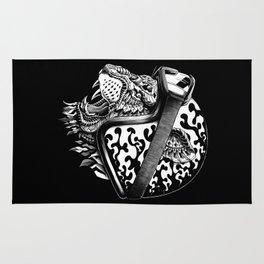Tiger Helm Rug