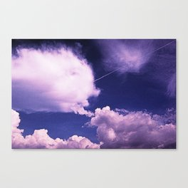 Clouds 17 Canvas Print