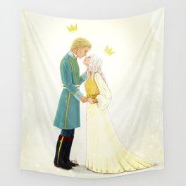 Nikolai and Alina Wall Tapestry