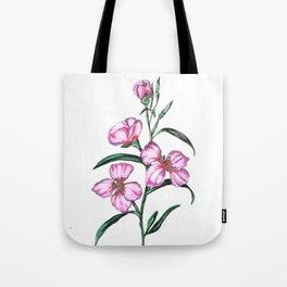 Botanical Illustration  Tote Bag