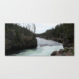 Mountain Stream #4 Canvas Print