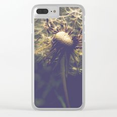 Missed Opportunities Clear iPhone Case