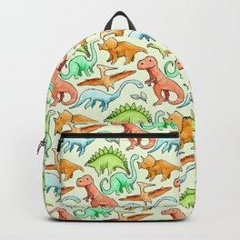 Dinosaur Skin Backpack