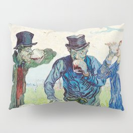 Vincent Van Gogh - The Drinkers Pillow Sham