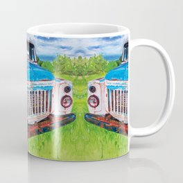 Beat up truck Coffee Mug