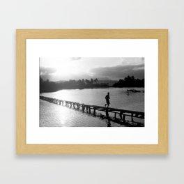 Baracoa, Cuba Framed Art Print