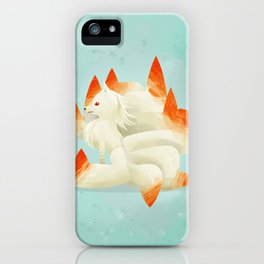 038 Ninetales iPhone Case