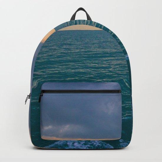 Glowing Horizon Backpack