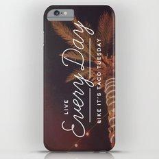 Taco Tuesday Slim Case iPhone 6s Plus