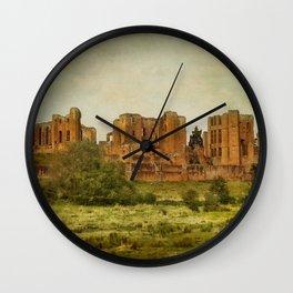 The Ruins Wall Clock