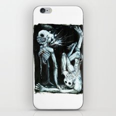 Shivers iPhone & iPod Skin