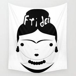 Frida Wall Tapestry