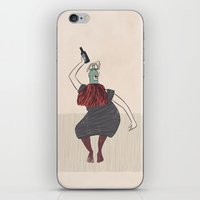 alcohol iPhone & iPod Skins featuring Alcohol - Colour by Michael Tuck