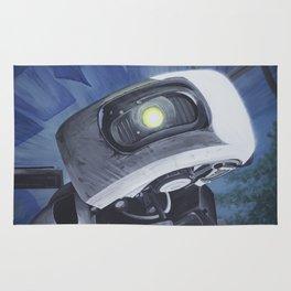 Robot #2 (2012) Rug