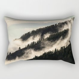 A Song Of Trees Rectangular Pillow