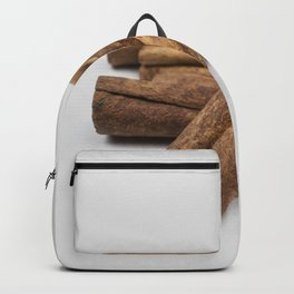 cinnamon sticks - spice Backpack