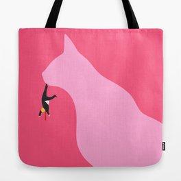 Grab Back Tote Bag