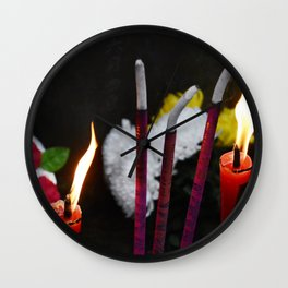 Tomb-Sweeping Day Wall Clock