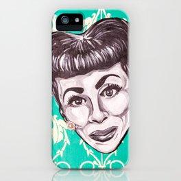 Mommie Dearest iPhone Case