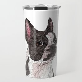 My Baby, Boston Terrier Travel Mug