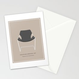 Leather  Armchair Stationery Cards