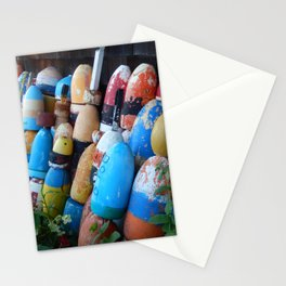 Stand Up Buoys And Be Counted Stationery Cards