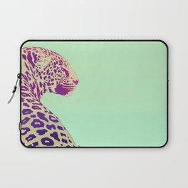 Leopard under the Sun Laptop Sleeve