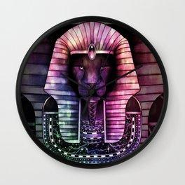 KING Color Wall Clock