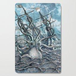 Sea Monster Cutting Board
