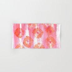California Poppy Pop Hand & Bath Towel
